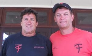 John Eagleton & Ellis Ferreira