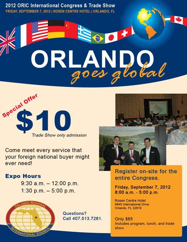 Orlando Goes Global